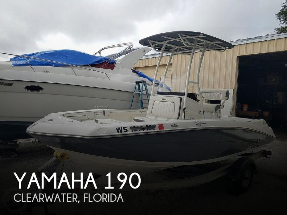 2016 Yamaha 190 FSH Sport