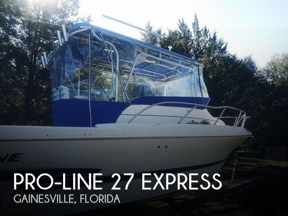 2000 Pro-Line 27 Express