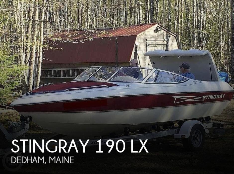 1999 Stingray 190 LX