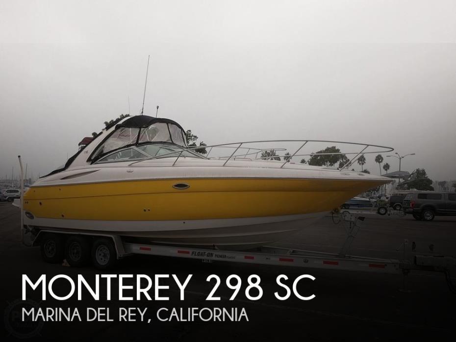 2005 Monterey 298 SC