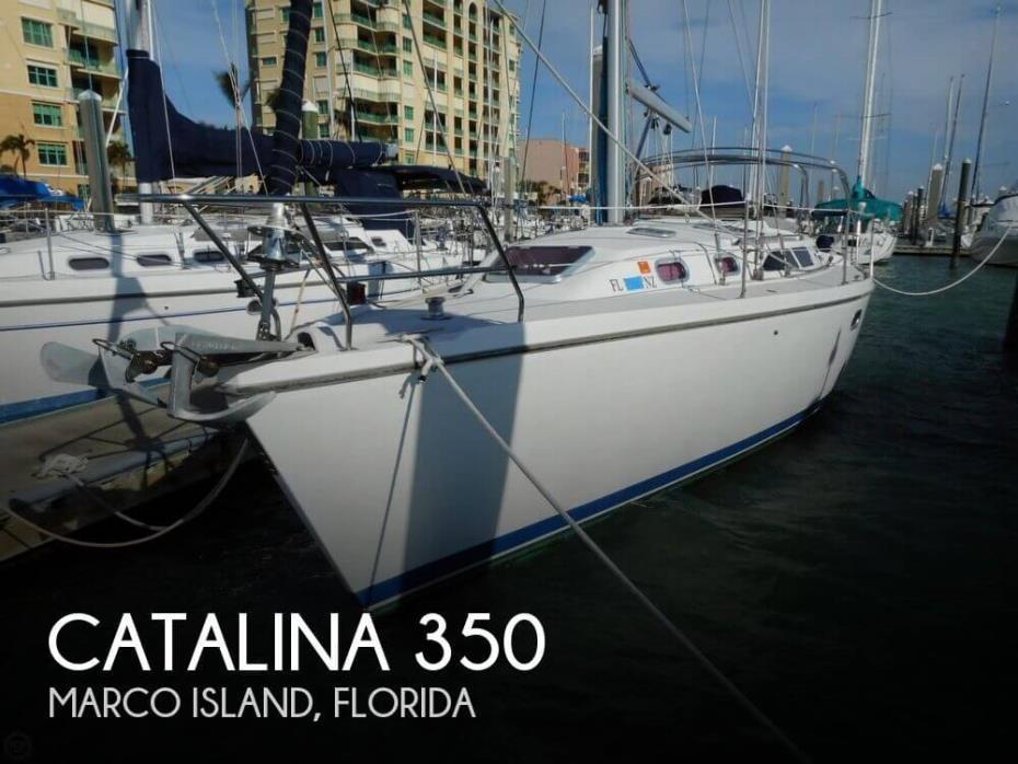 2004 Catalina 350