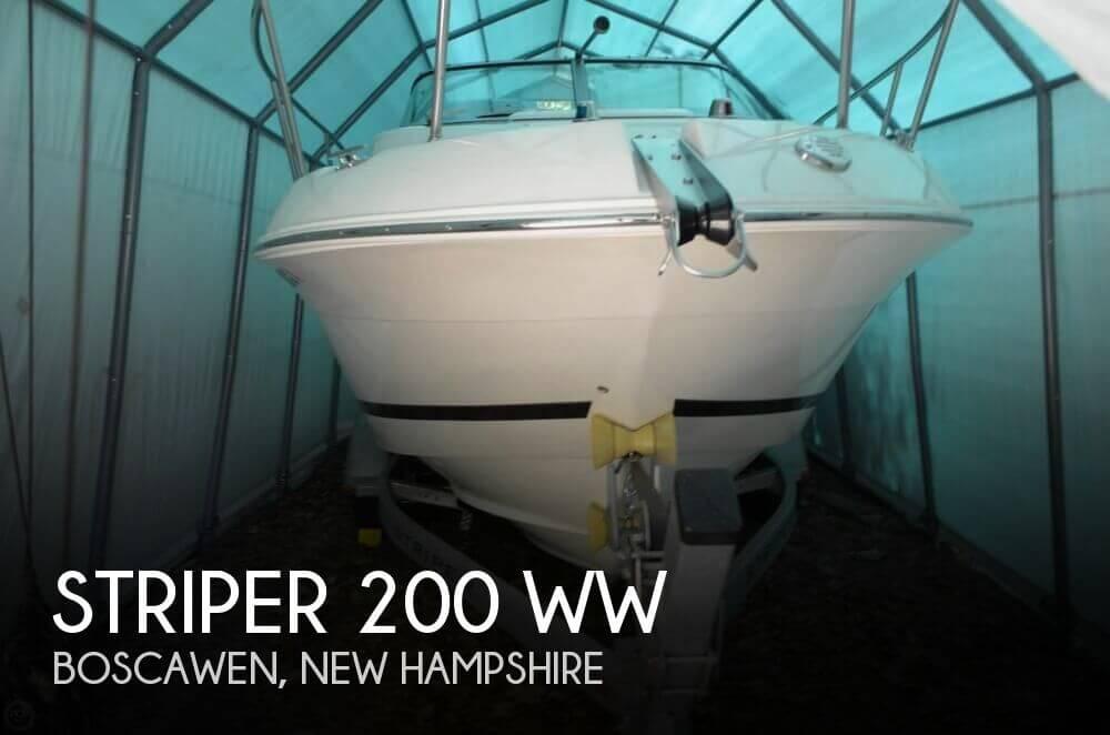 2015 Striper 200 WW