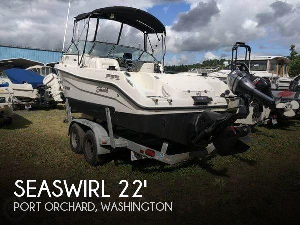 2006 Seaswirl Striper 2101 DC