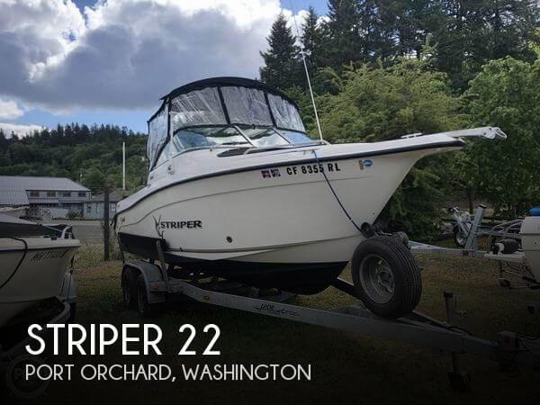 2006 Striper 22