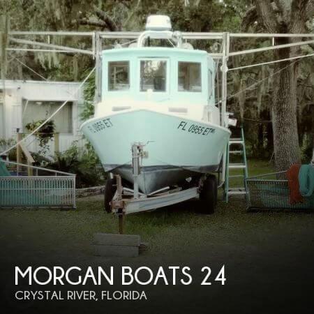 1984 Morgan Boats 24