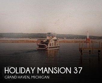 1981 Holiday Mansion Barracuda Aft Cabin 37