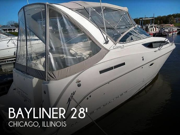 2000 Bayliner 2855 Ciera Sunbridge Special Edition