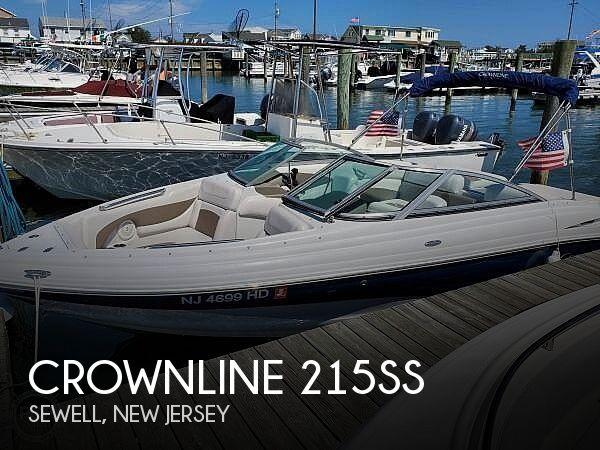 2012 Crownline 215SS