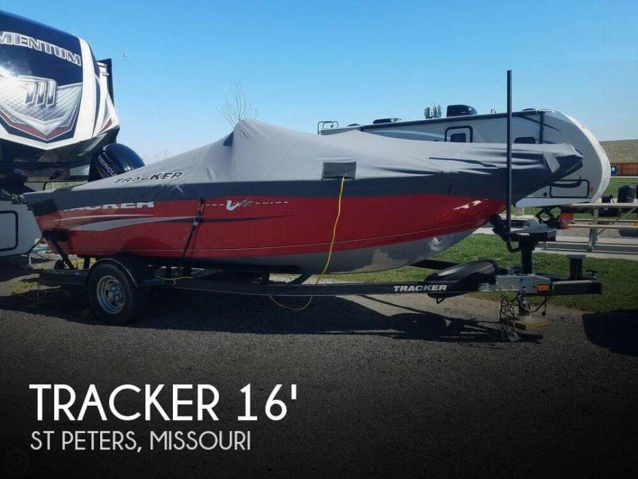2017 Tracker Pro Guide V-175 SC