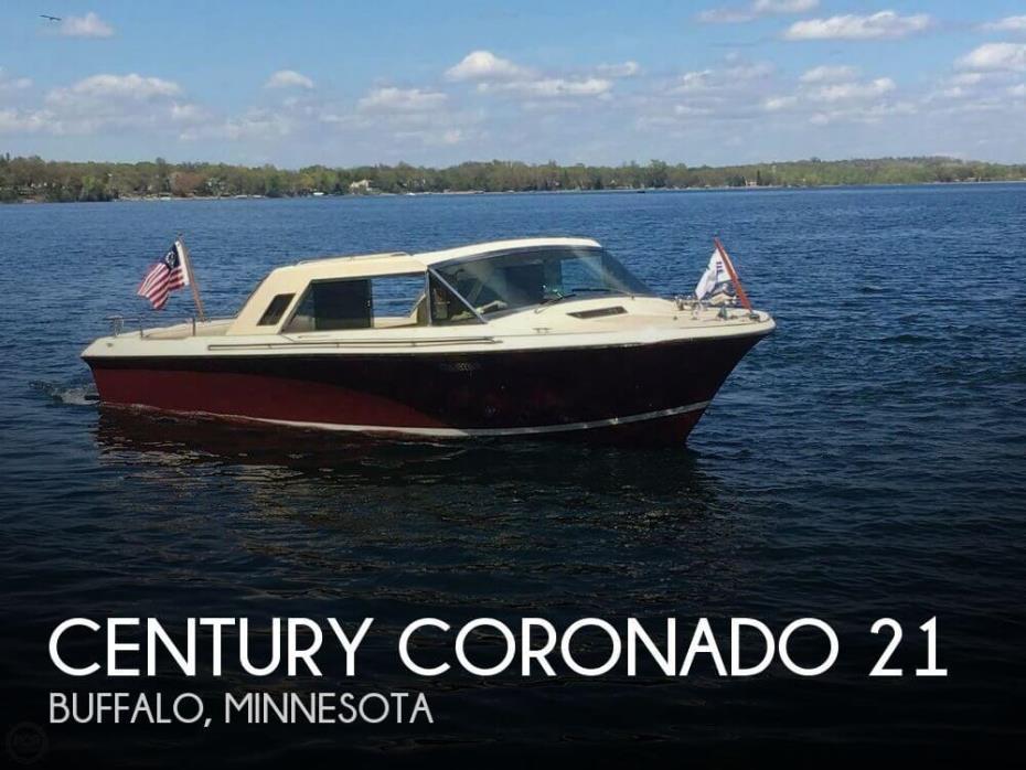 1976 Century Coronado 21