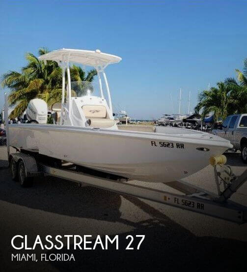 2016 Glasstream 260TE