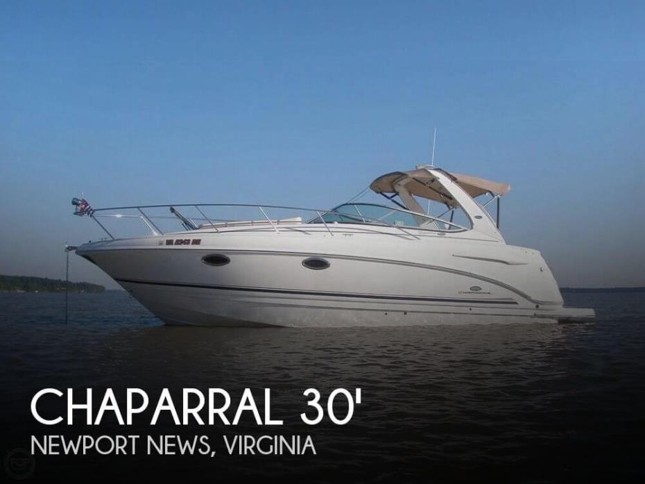 2006 Chaparral 290 Signature