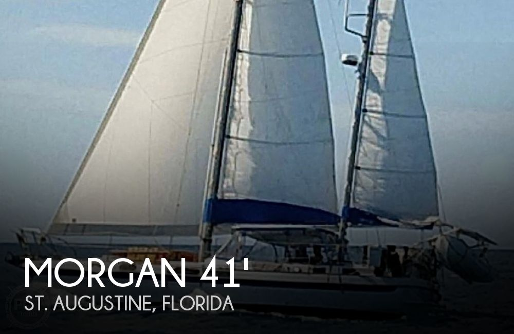 1971 Morgan Out Island 41