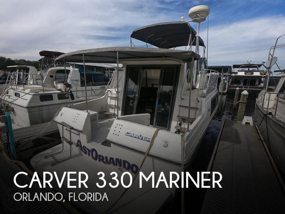 1994 Carver 330 Mariner