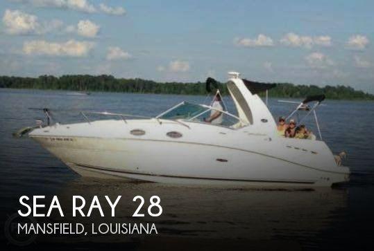 2006 Sea Ray 28