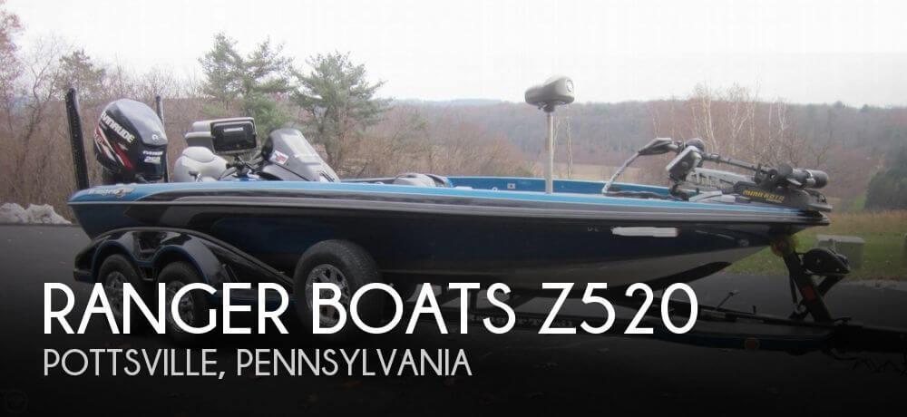2013 Ranger Boats Z520