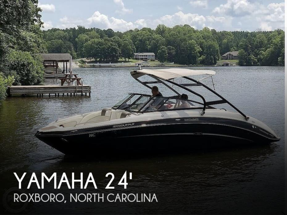 2014 Yamaha 242 Limited S