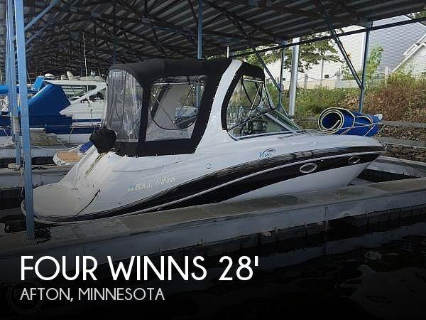2007 Four Winns 278 Vista