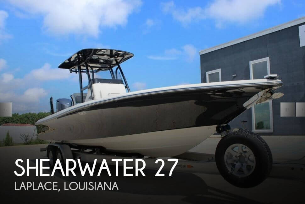 2016 Shearwater 270 Carolina CC