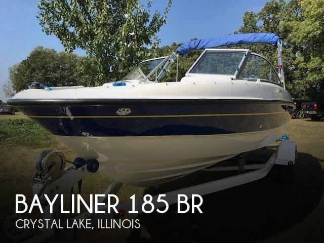 2007 Bayliner 185 BR