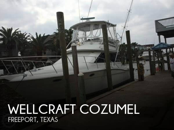 1988 Wellcraft Cozumel