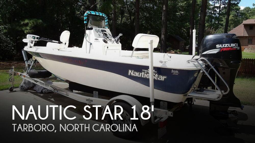 2009 Nautic Star 1810 Bay
