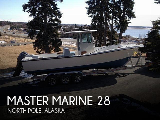 1981 Master Marine 28