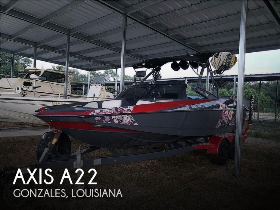 2013 Axis A22