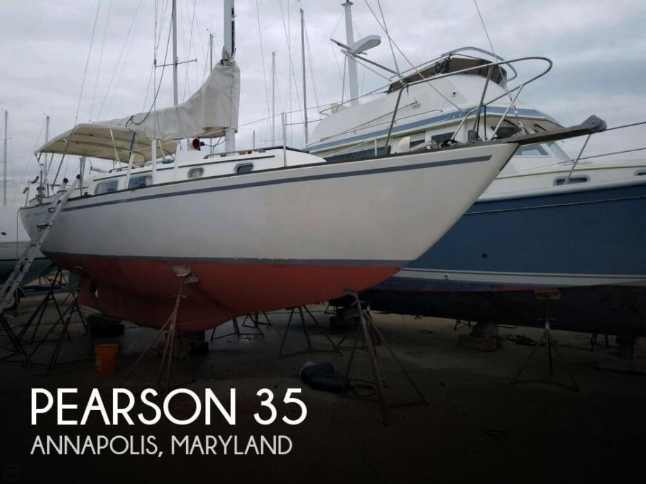 1978 Pearson 35
