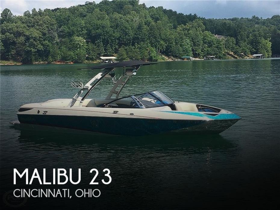 2013 Malibu 23 LSV