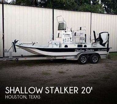 2018 Shallow Stalker Cat 204 Pro