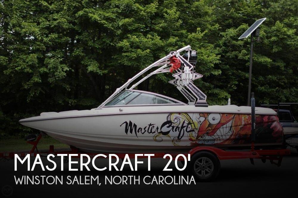 2007 Mastercraft Maristar 200 X2