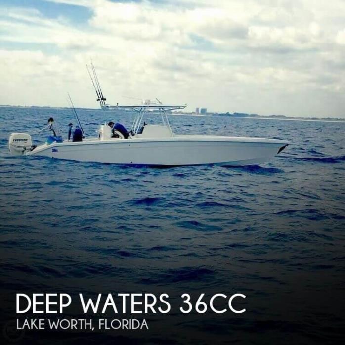 2009 Deep Waters 36CC
