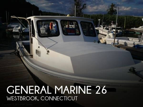 1990 General Marine 26