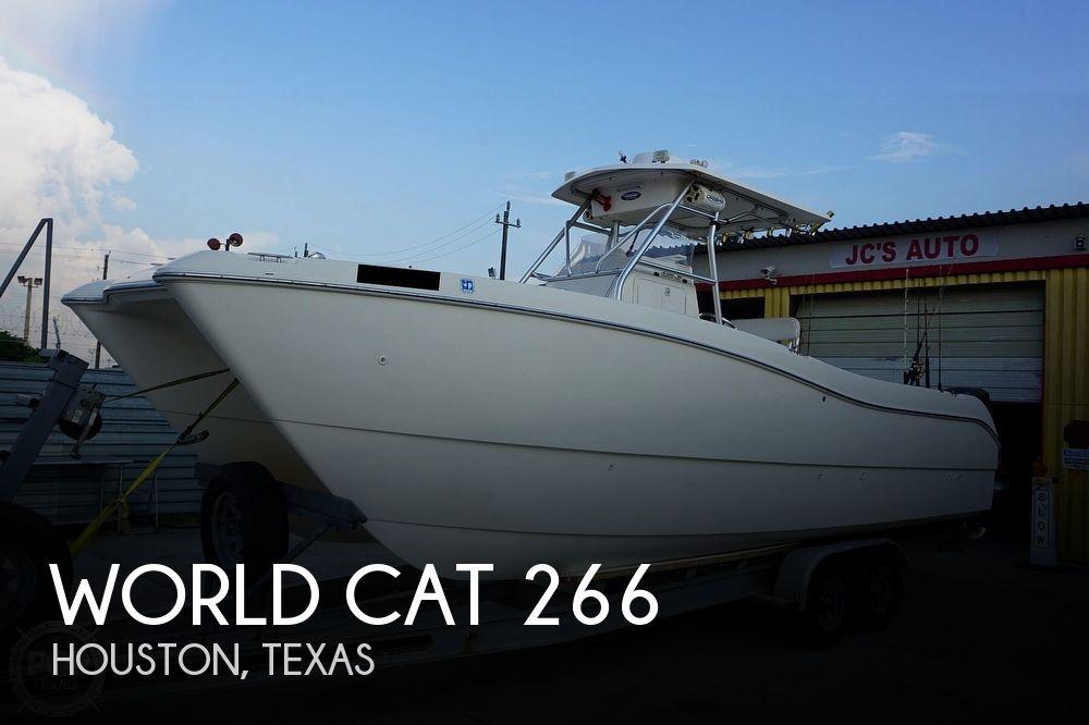 1999 World Cat 266SF