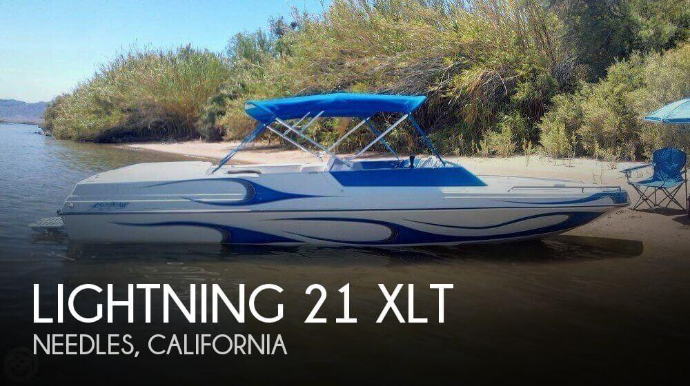 2007 Lightning 21 XLT