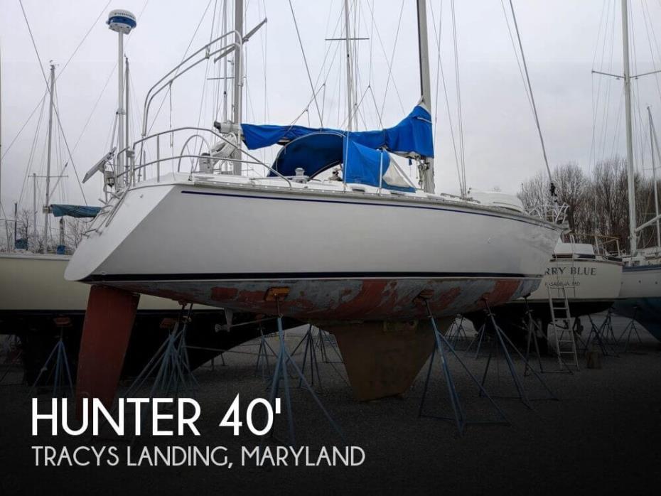 1987 Hunter 40-1 (Legend)