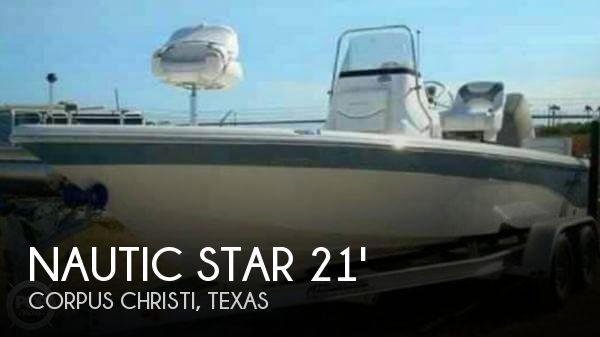 2014 Nautic Star 214 XTS SB