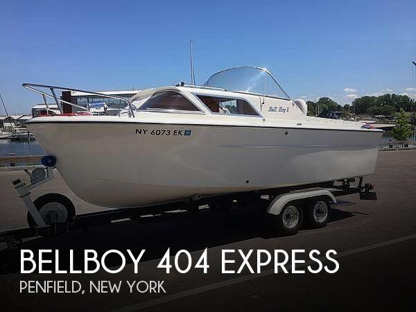 1960 Bellboy 404 Express