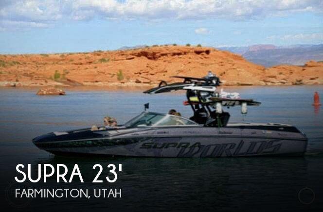 2013 Supra SA450 Worlds Edition