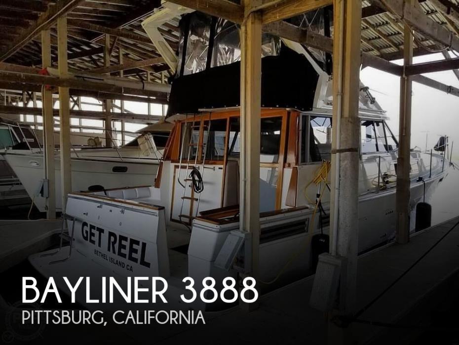 1989 Bayliner 3888