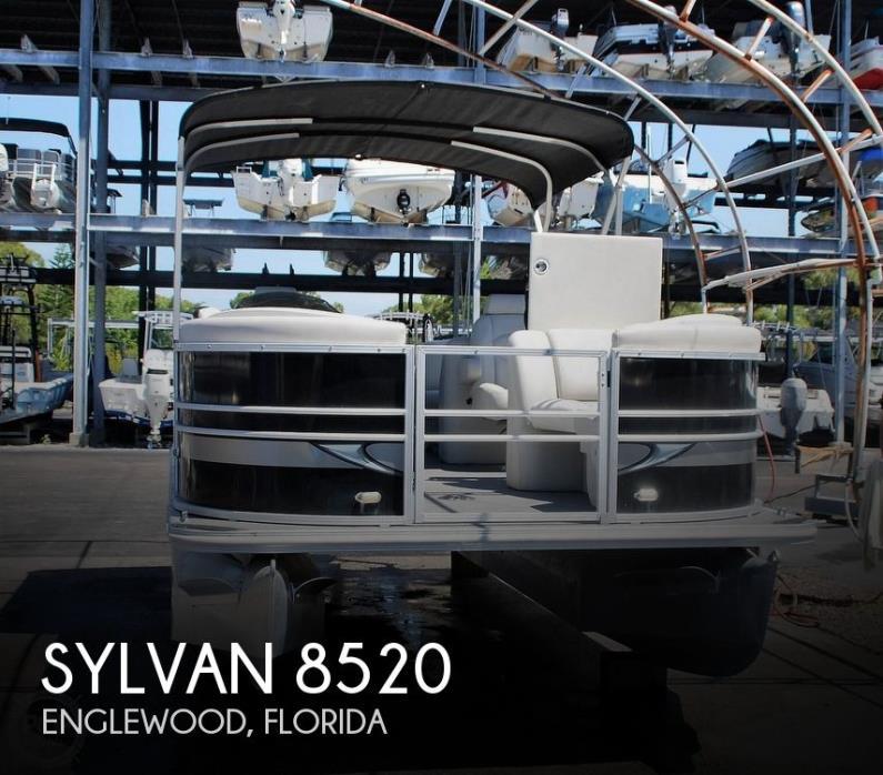 2016 Sylvan Mirage 8520 LES