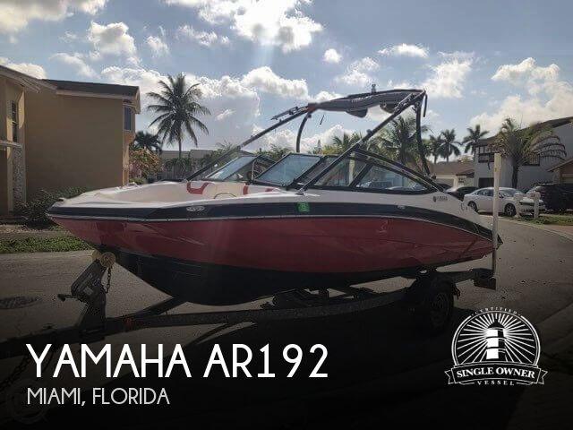2013 Yamaha AR192