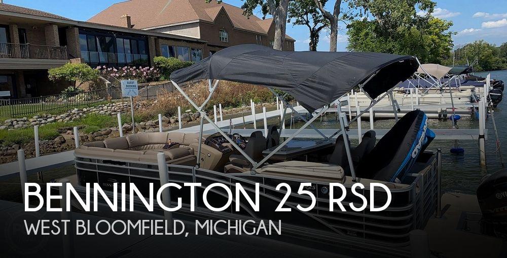 2018 Bennington 25 RSD