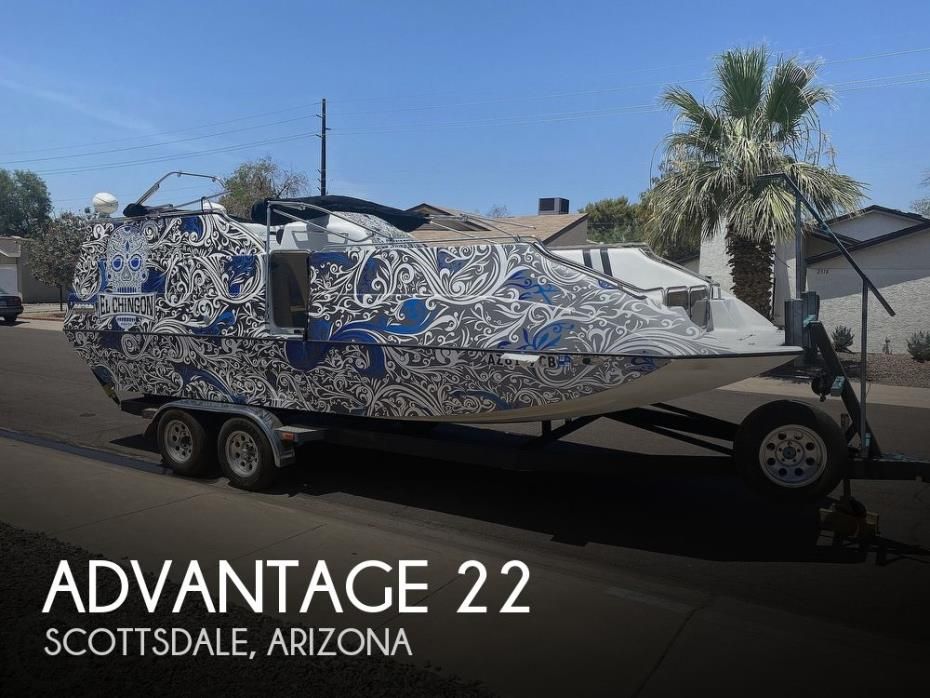 1994 Advantage Party Cat MX 22