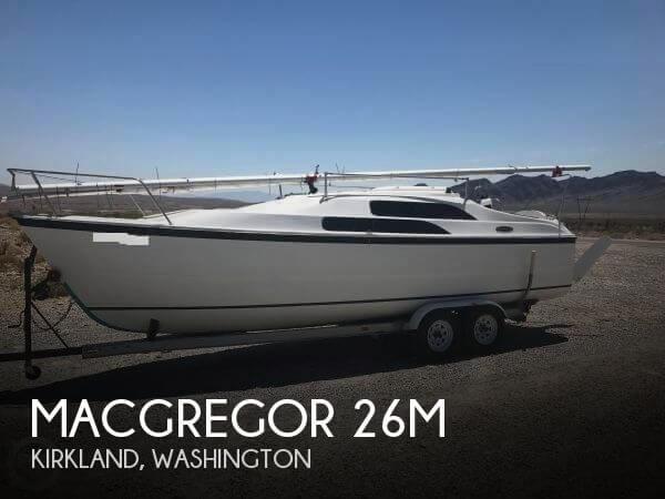 2008 MacGregor 26M