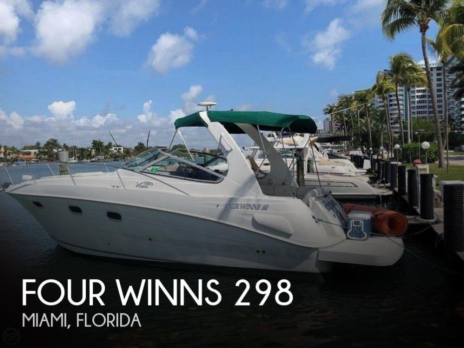 2003 Four Winns 298