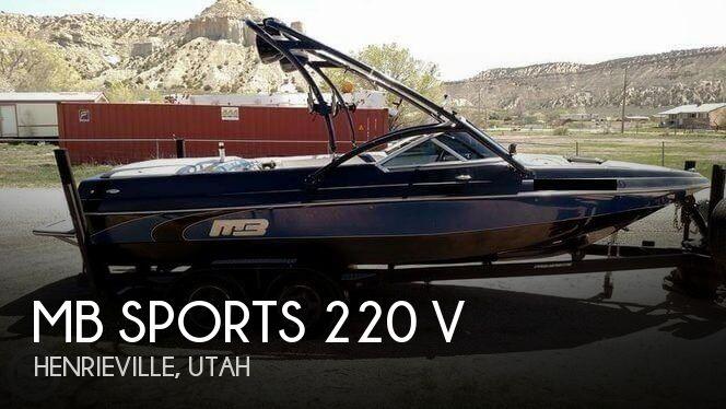 2007 MB Sports 220 V