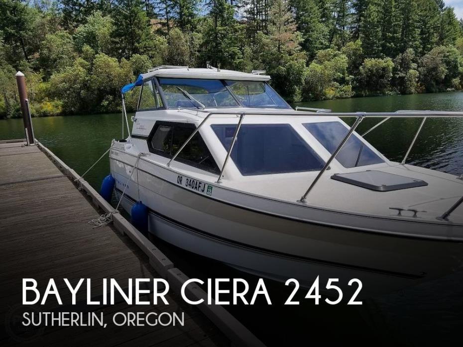 1996 Bayliner Ciera 2452