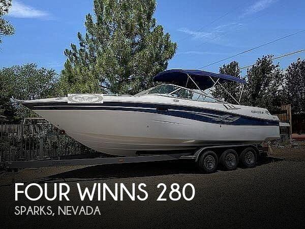2000 Four Winns Horizon 280